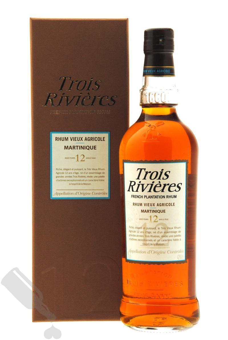 Trois Rivières 12 years