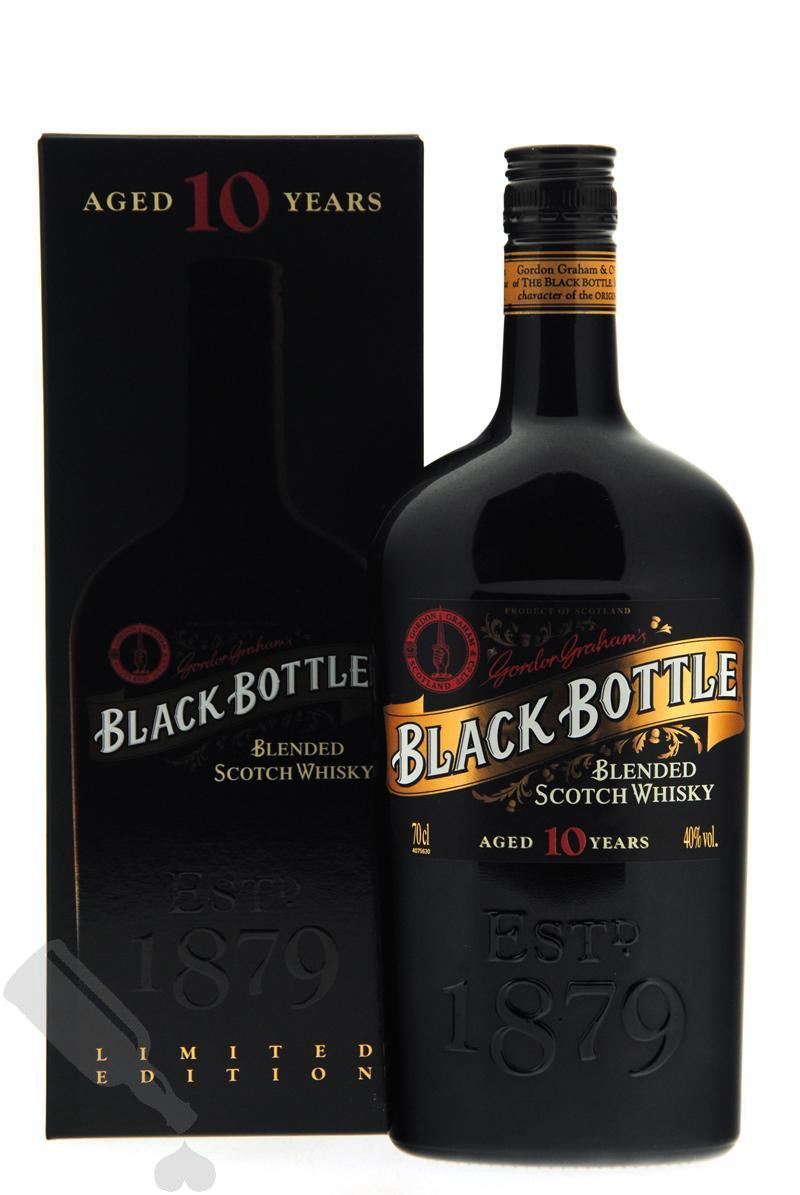 Black Bottle 10 years Limited Edition