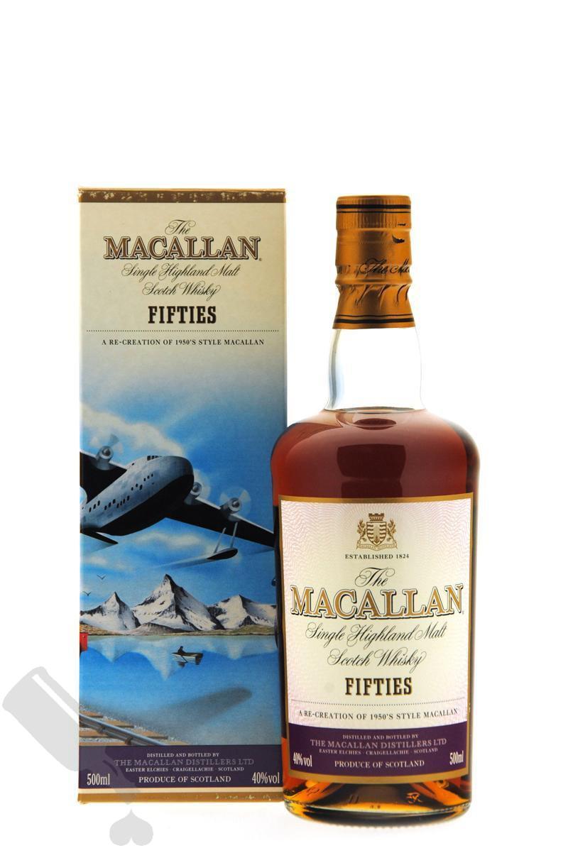 Macallan Fifties 50cl