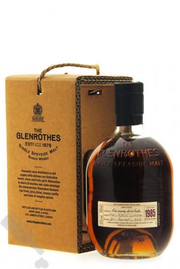 Glenrothes 1985 - 2005