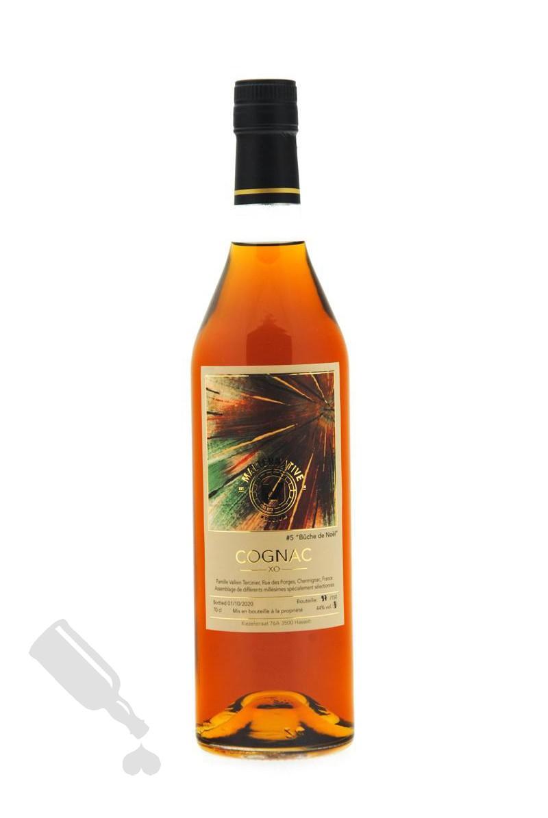 Vallein Tercinier XO Cognac #5 Bûche de Noël