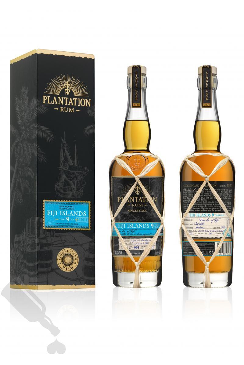 Fiji Islands 2011 - 2020 Plantation Rum Single Cask Linie Aquavit Maturation