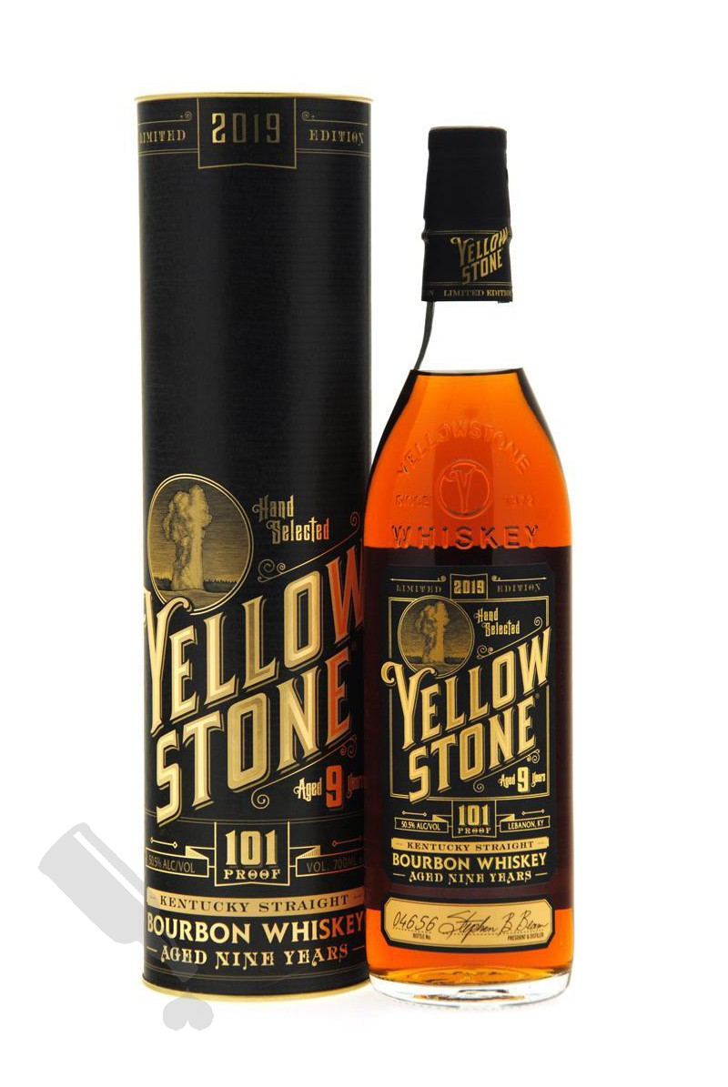 Yellowstone 9 years 2019 Limited Edition