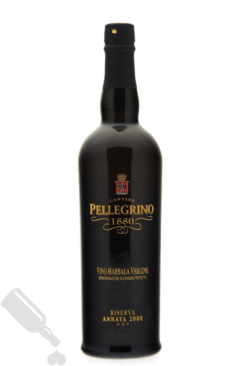 Pellegrino Marsala Vergine Riserva Annata 2000 Dry
