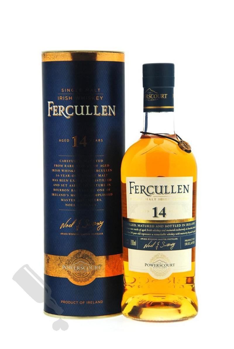 Fercullen 14 years Single Malt