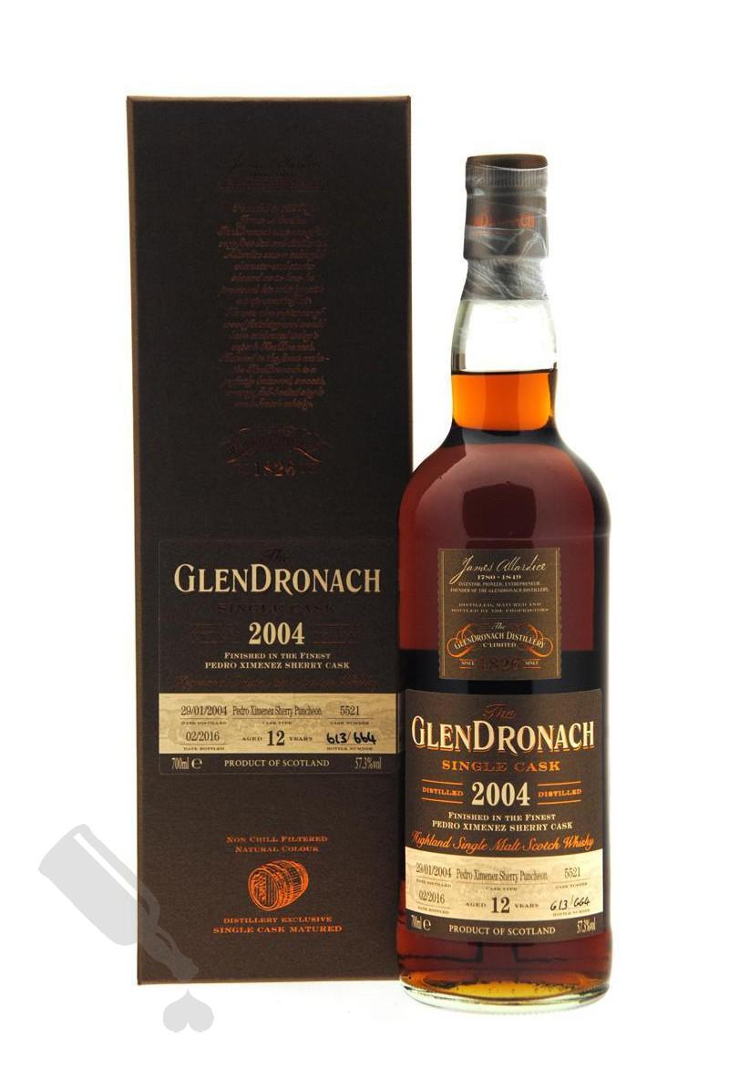 GlenDronach 12 years 2004 - 2016 #5521