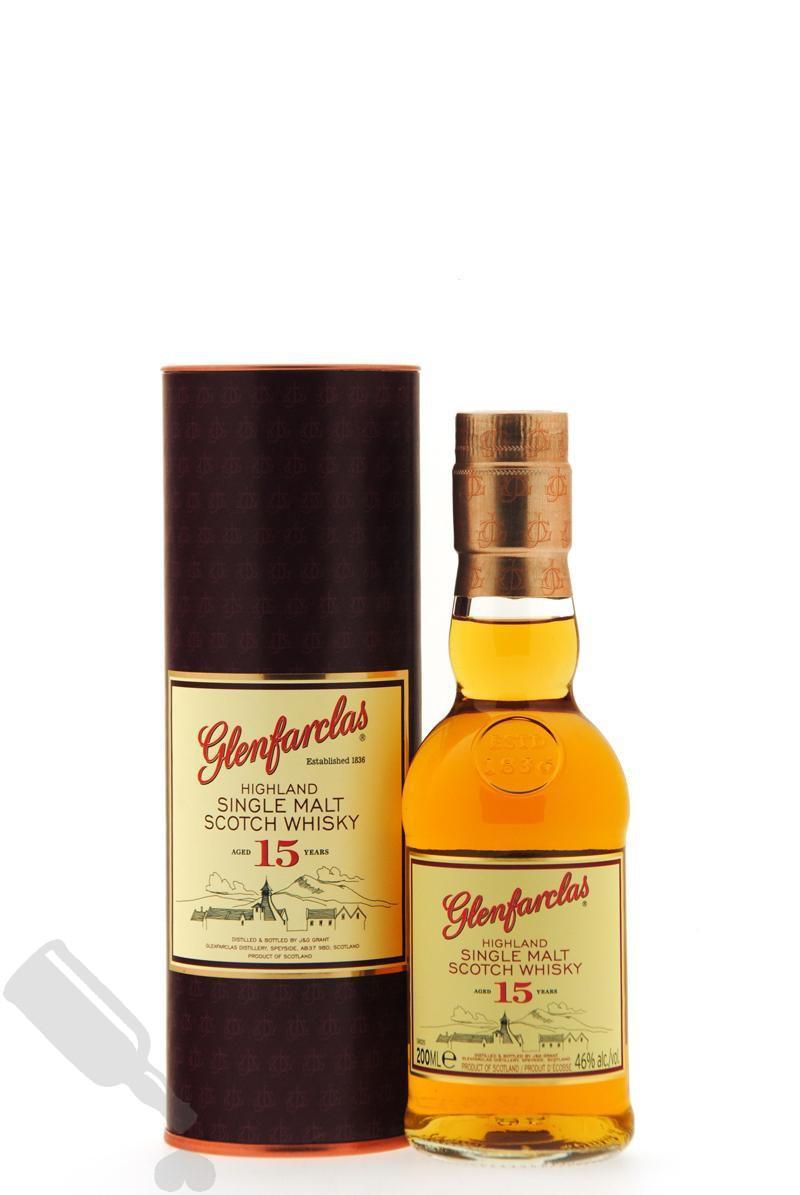 Glenfarclas 15 years 20cl