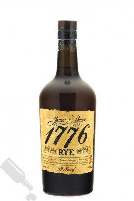 James E. Pepper Rye 1776