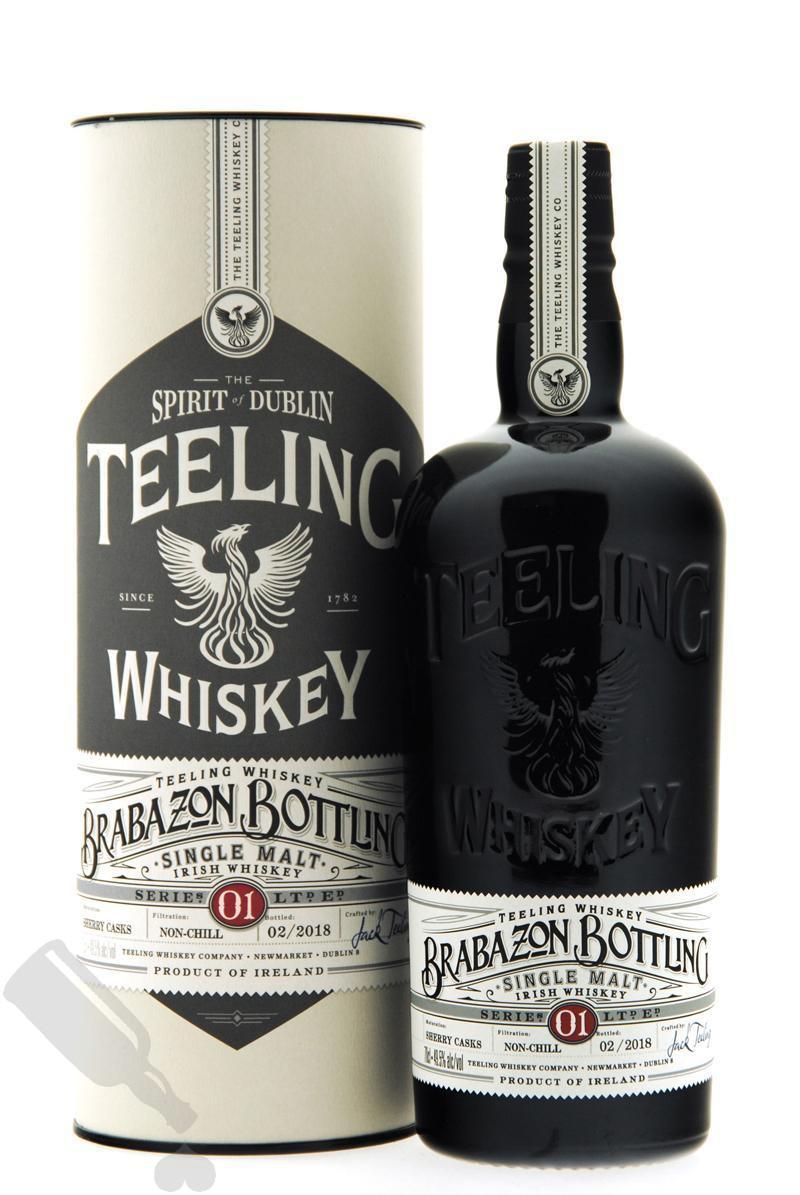 Teeling Brabazon Bottling Series 01 Sherry Casks