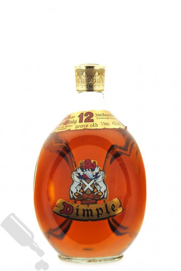 Dimple 12 years 100cl - Old Bottling