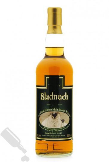 Bladnoch 12 years Sheep Label
