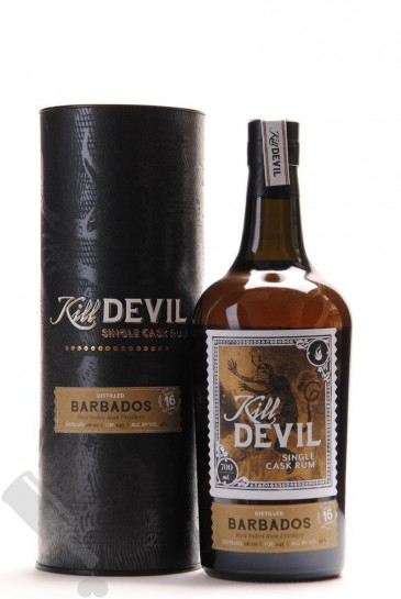 West Indies Rum 16 years 2000 Kill Devil