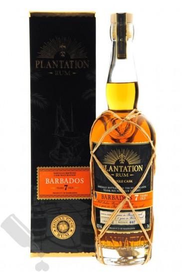 Barbados 7 years 2019 Plantation Single Cask