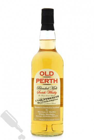 Old Perth Cask Strength No.2 Limited Edition
