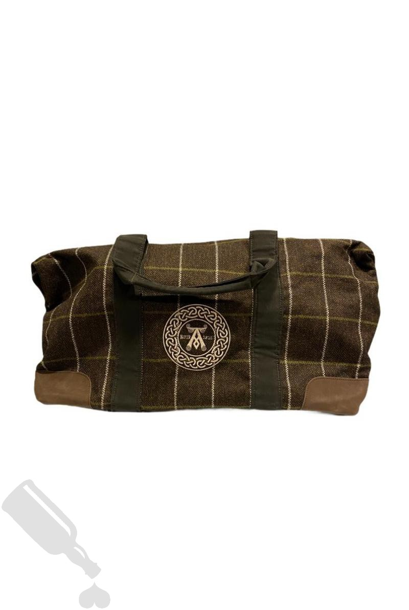 Ardbeg Tweed Weekend Bag