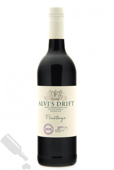 Alvi's Drift Pinotage