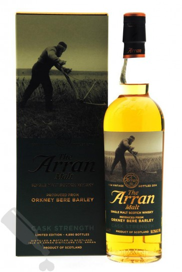 Arran 10 years 2004 - 2014 Orkney Bere Barley