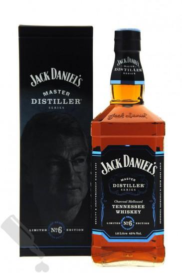Jack Daniel's Master Distiller Edition No.6 100cl