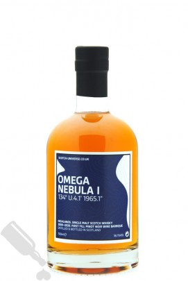 Omega Nebula I 2009 - 2020 First Fill Pinot Noir Wine Barrique