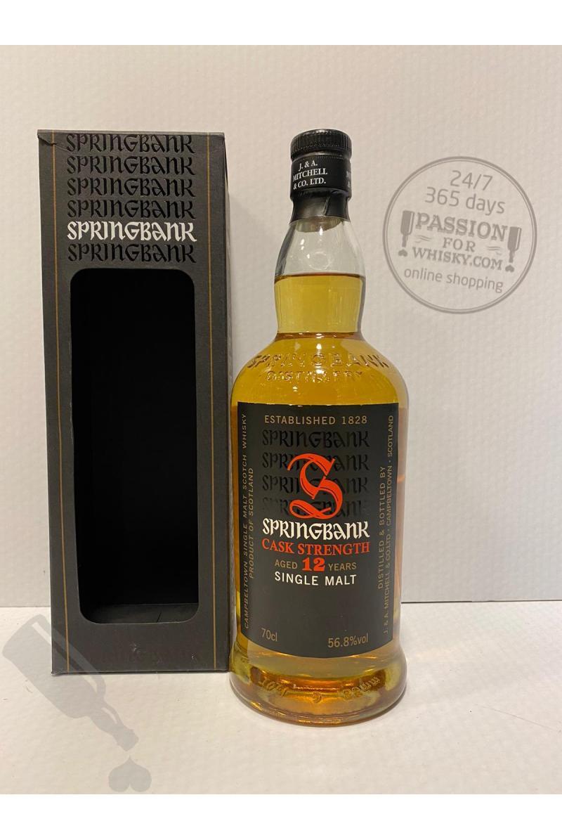 Springbank 12 years #377 for Paradee 10th Anniversary Cambelltoun Loch & Shinanoya