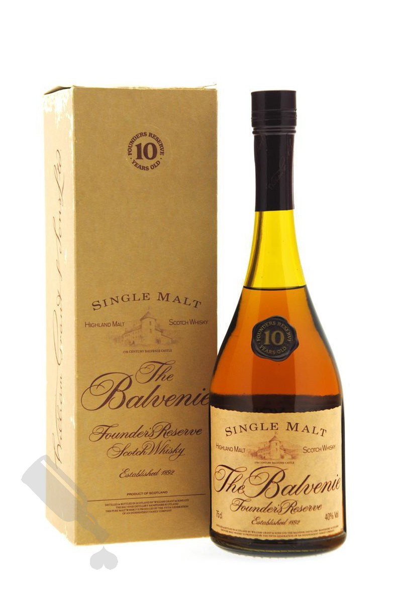 Balvenie 10 years Founder's Reserve 75cl