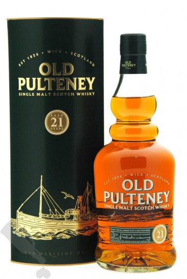 Old Pulteney 21 years