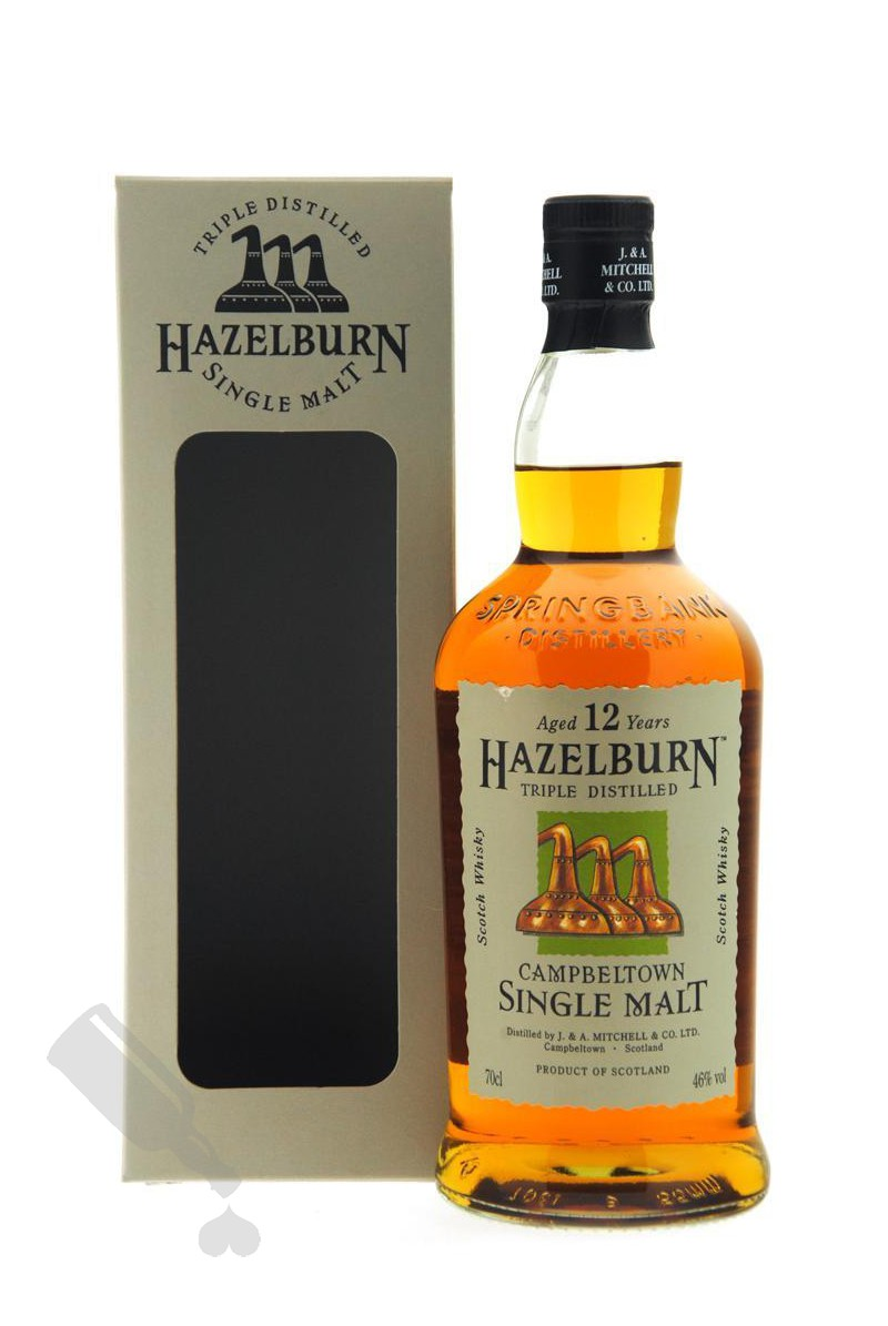 Hazelburn 12 years 2011 Edition