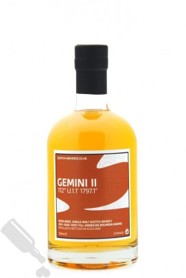 Gemini II 2011 - 2020 First Fill American Bourbon Barrel