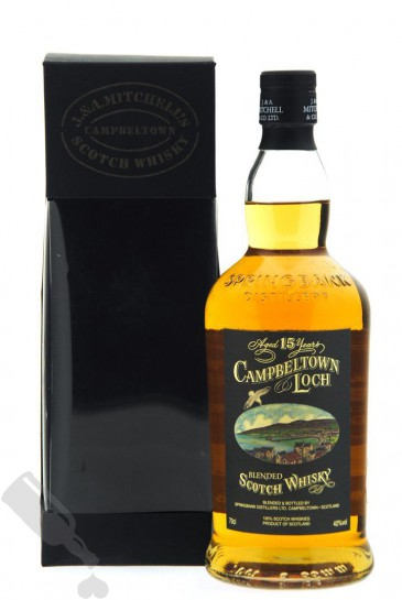 Campbeltown Loch 15 years - Old Bottling