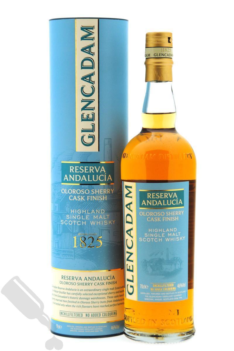 Glencadam Reserva Andalucía