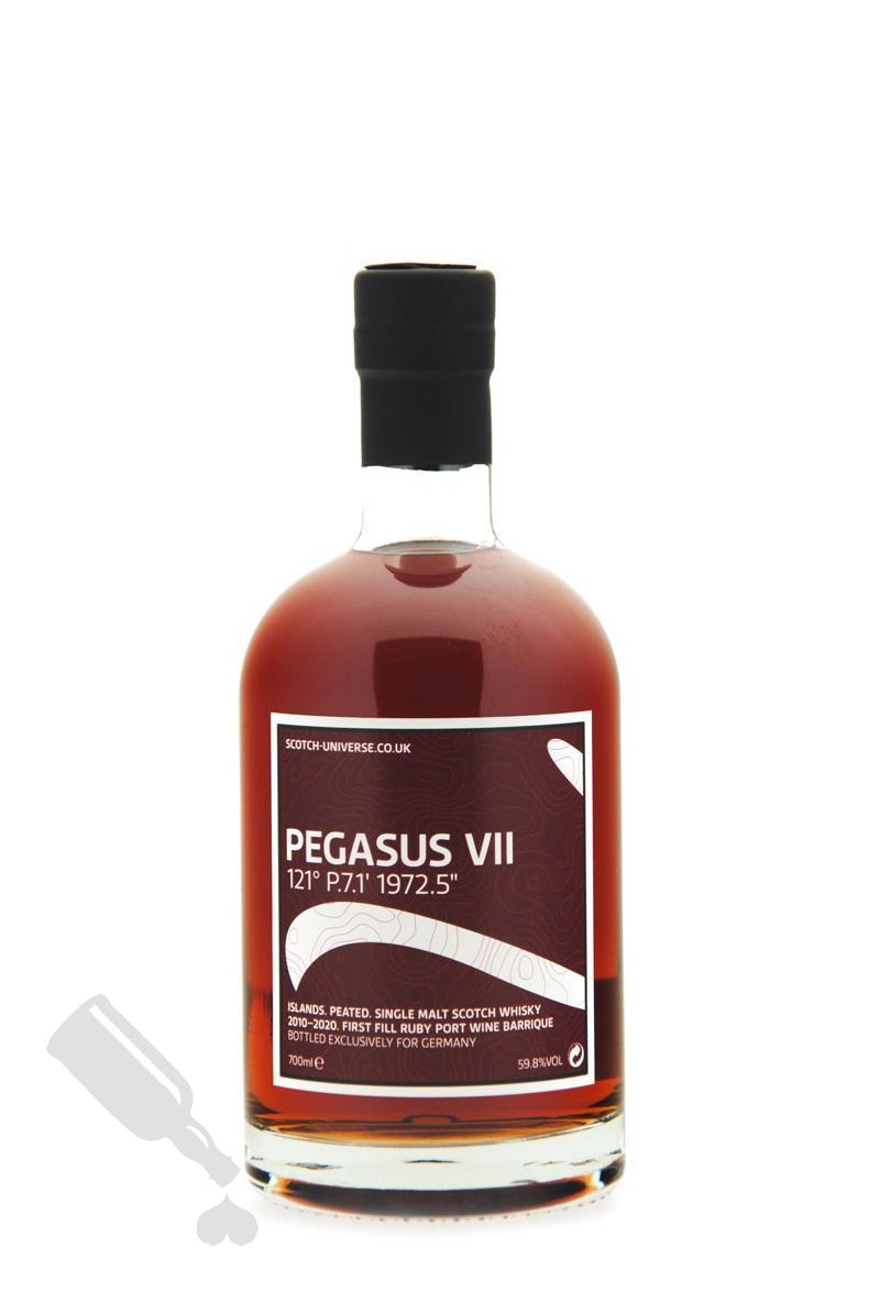Pegasus VII 2010 - 2020 First Fill Ruby Port Wine Barrique