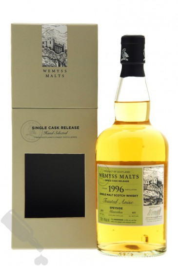 Glenrothes 1996 - 2015 Toasted Anise