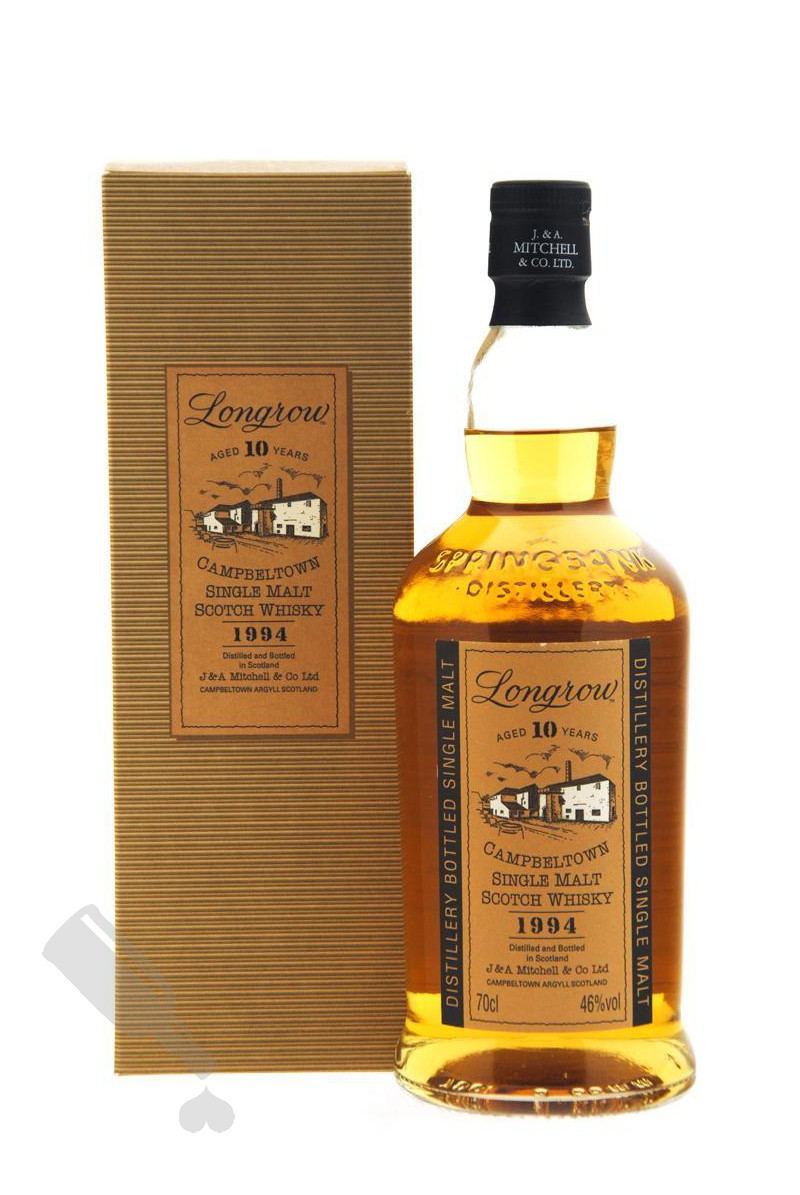 Longrow 10 years Vintage 1994