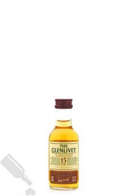 Glenlivet 15 years The French Oak Reserve 5cl