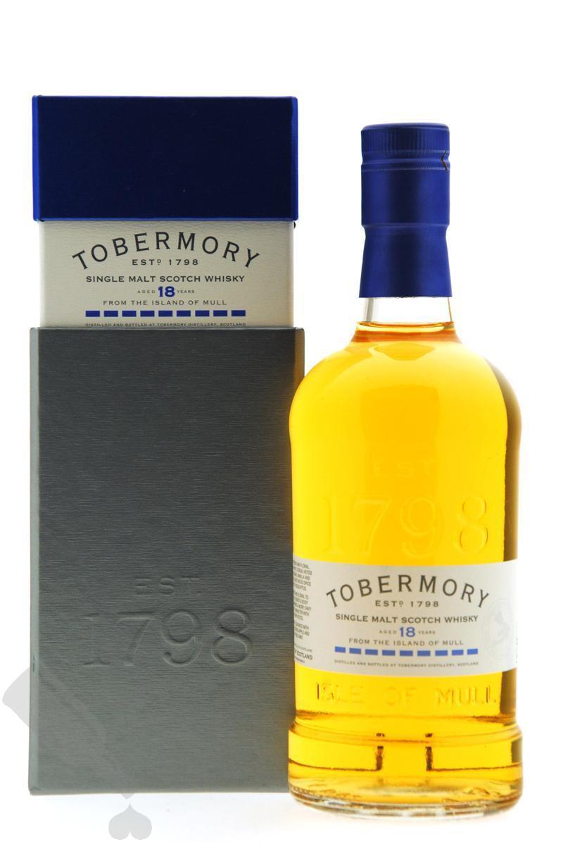 Tobermory 18 years
