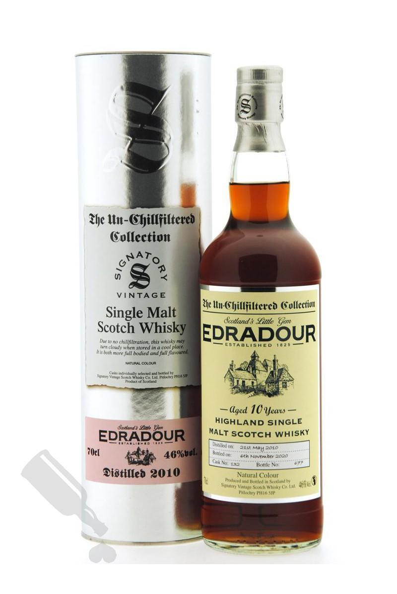 Edradour 10 years 2010 - 2020 #132