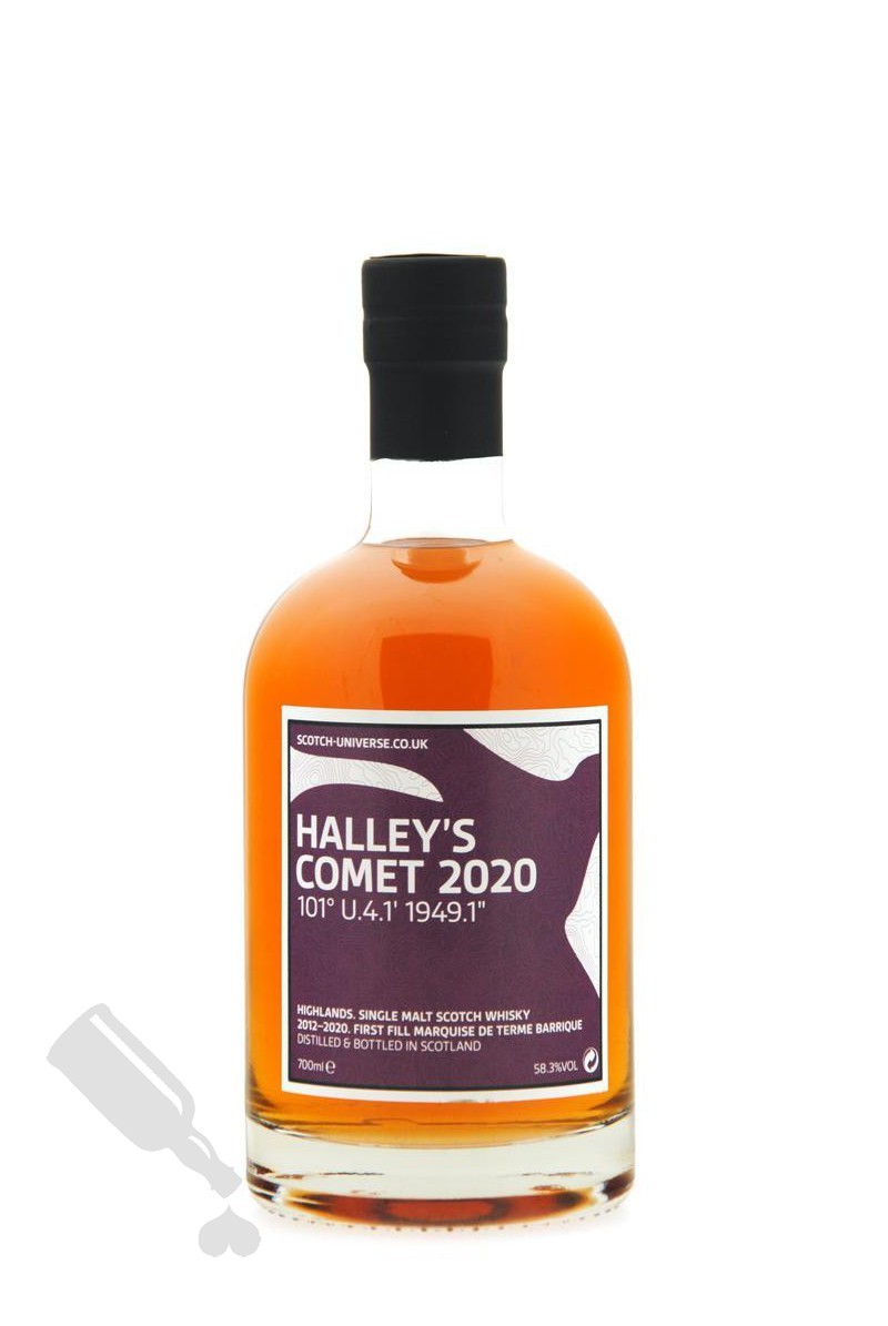 Halley's Comet 2012 - 2020 First Fill Marquise de Terme Barrique