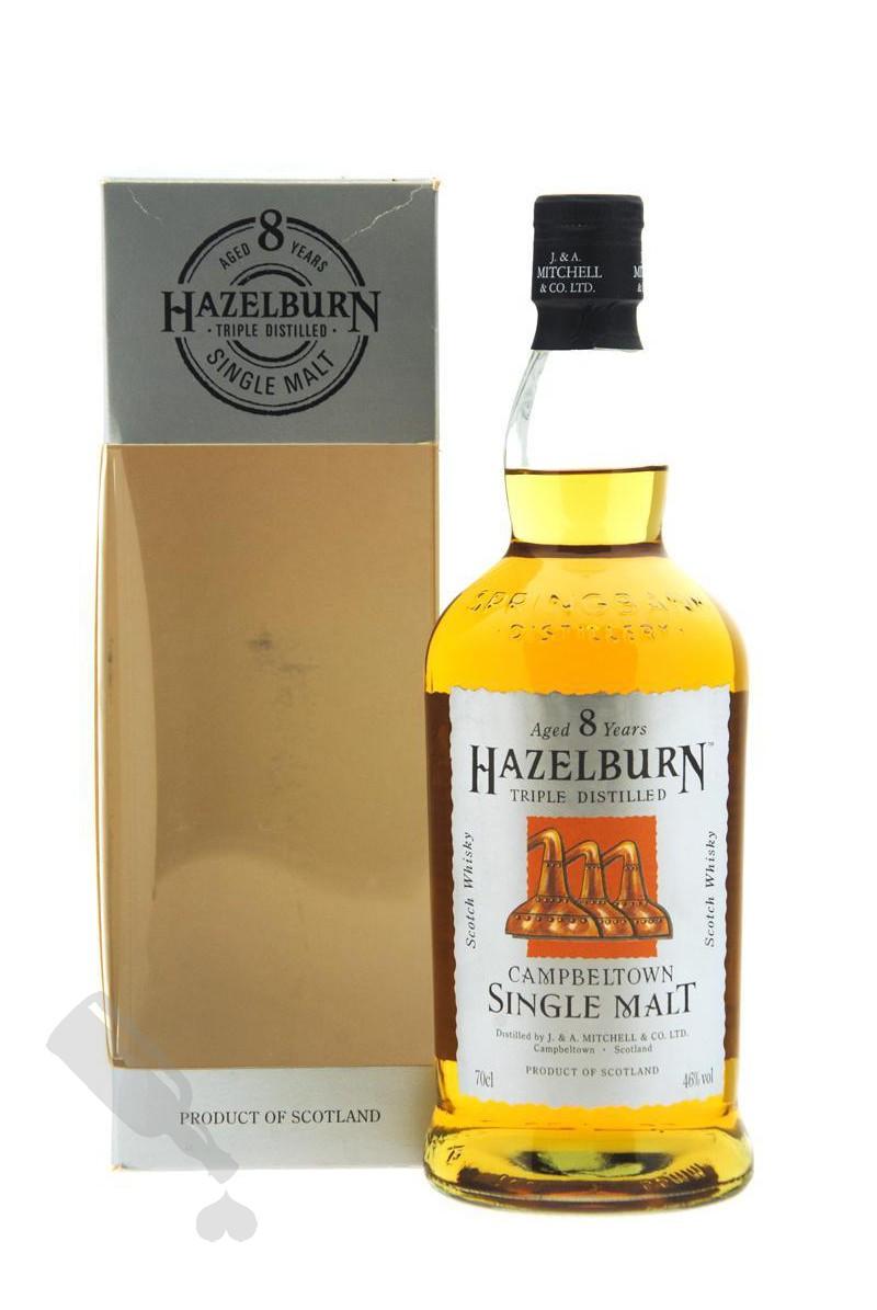 Hazelburn 8 years 2007 Edition