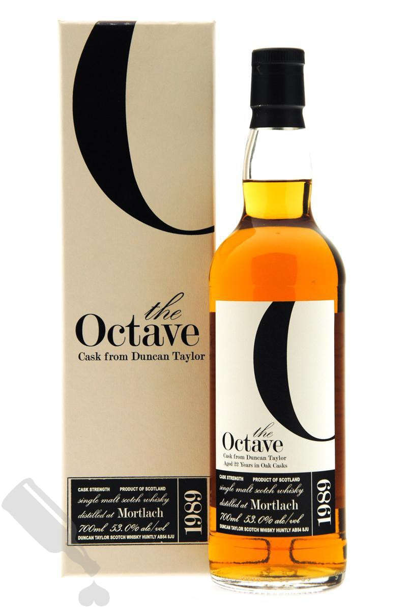 Mortlach 22 years 1989 - 2012 #794011 The Octave
