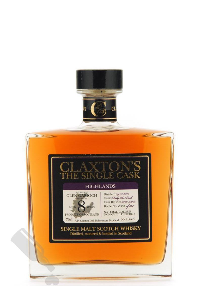 Glen Garioch 8 years 2011 - 2020 #2090-2709a