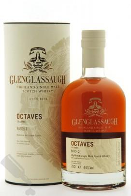 Glenglassaugh Octaves Classic Batch 2
