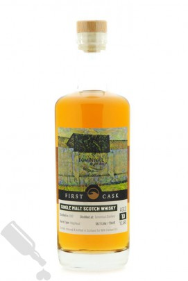 Tomintoul 10 years 2010 - 2020 First Cask