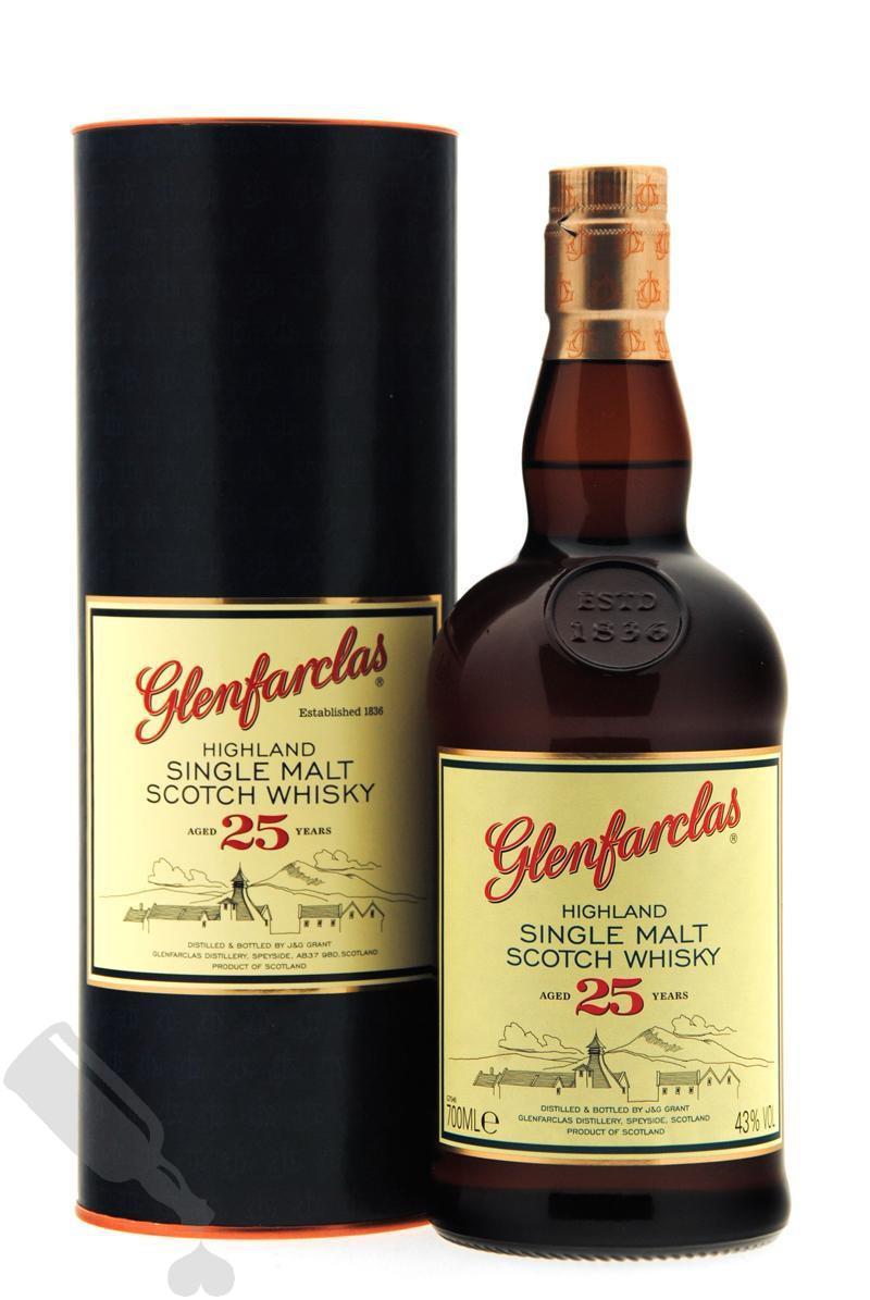 Glenfarclas 25 years