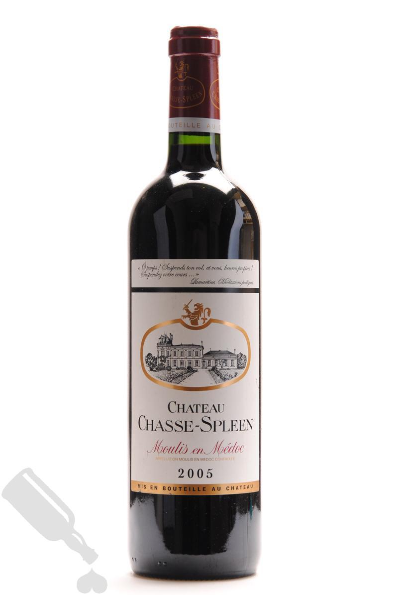 Château Chasse-Spleen Moulis en Médoc Cru Bourgeois Exceptionnel