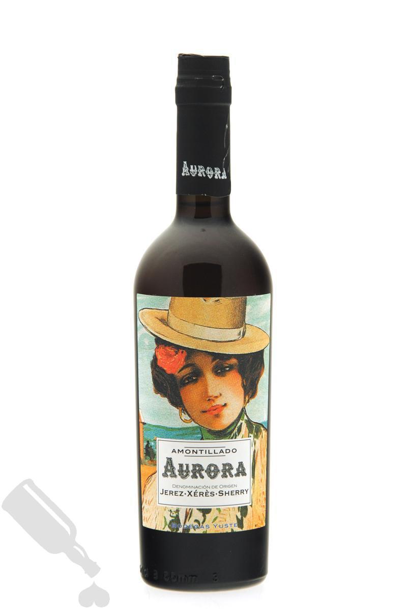 Bodegas Yuste Aurora Amontillado 50cl