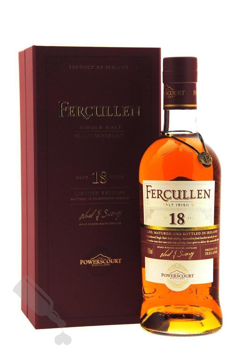 Fercullen 18 years Single Malt