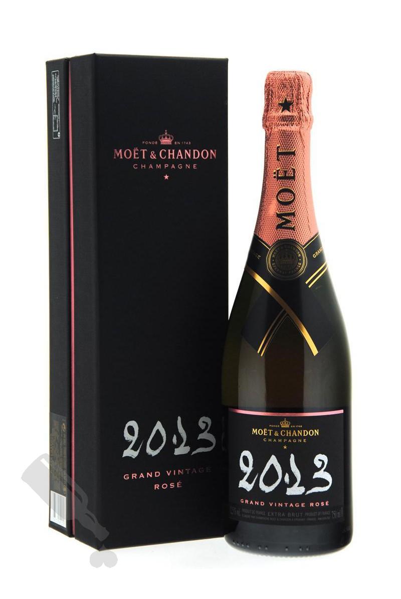 Möet & Chandon Grand Vintage Rosé 2013