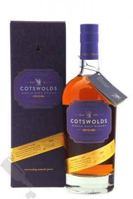 Cotswolds Sherry Cask