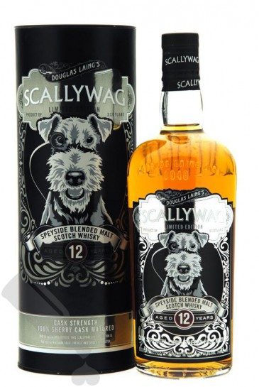 Scallywag 12 years Limited Edition