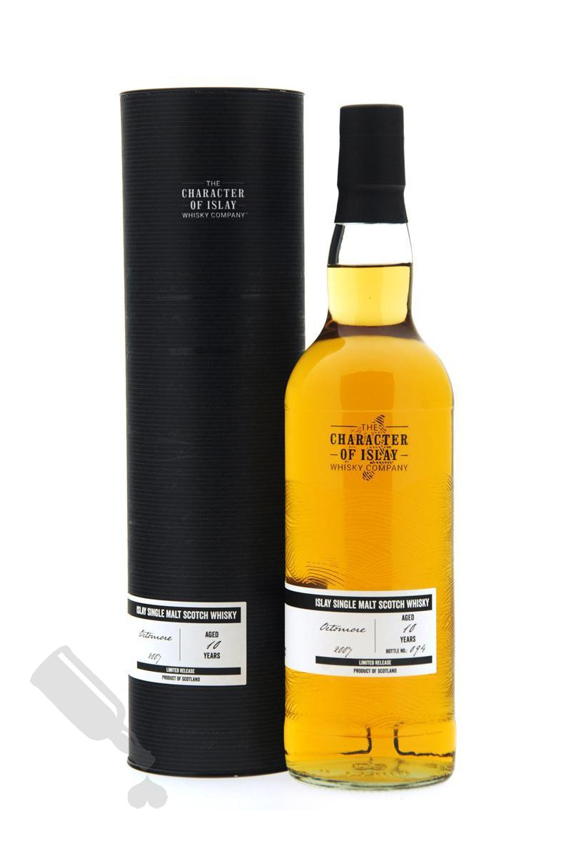 Octomore 10 years 2007 - 2020 #10233